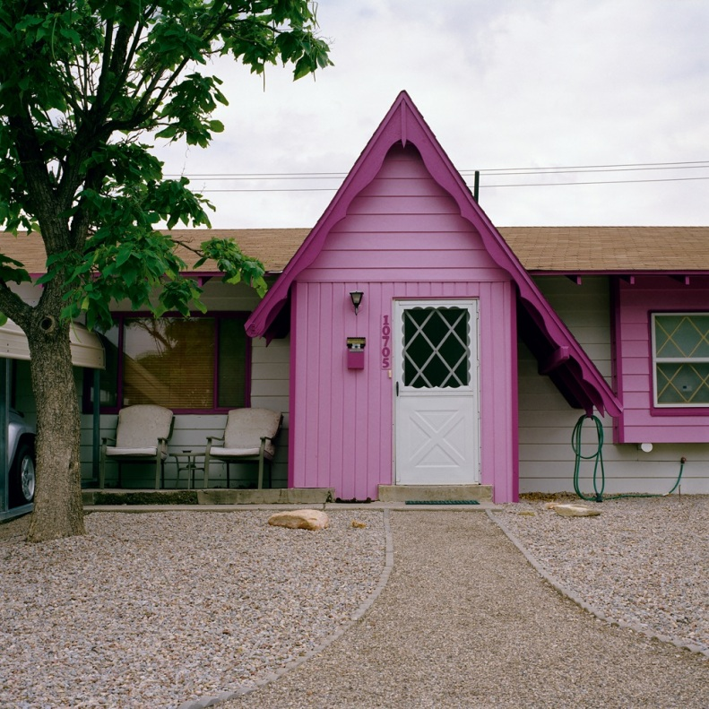 Purple House 001